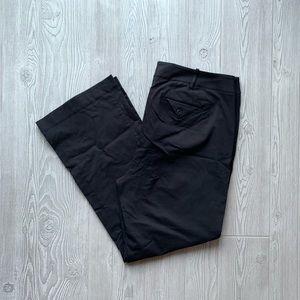 LONG Lane Bryant Black Dress Pants